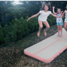 Stor oversigt: Sjove airtracks til leg og træning for hele familien