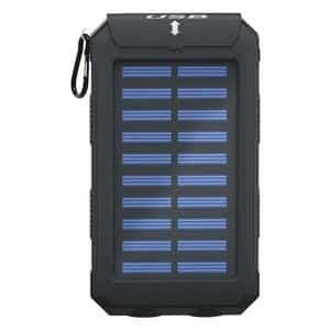 Goobay Outdoor Powerbank/Solcelleoplader