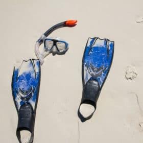 Find den rigtige snorkel til svømmetræning og feriebrug