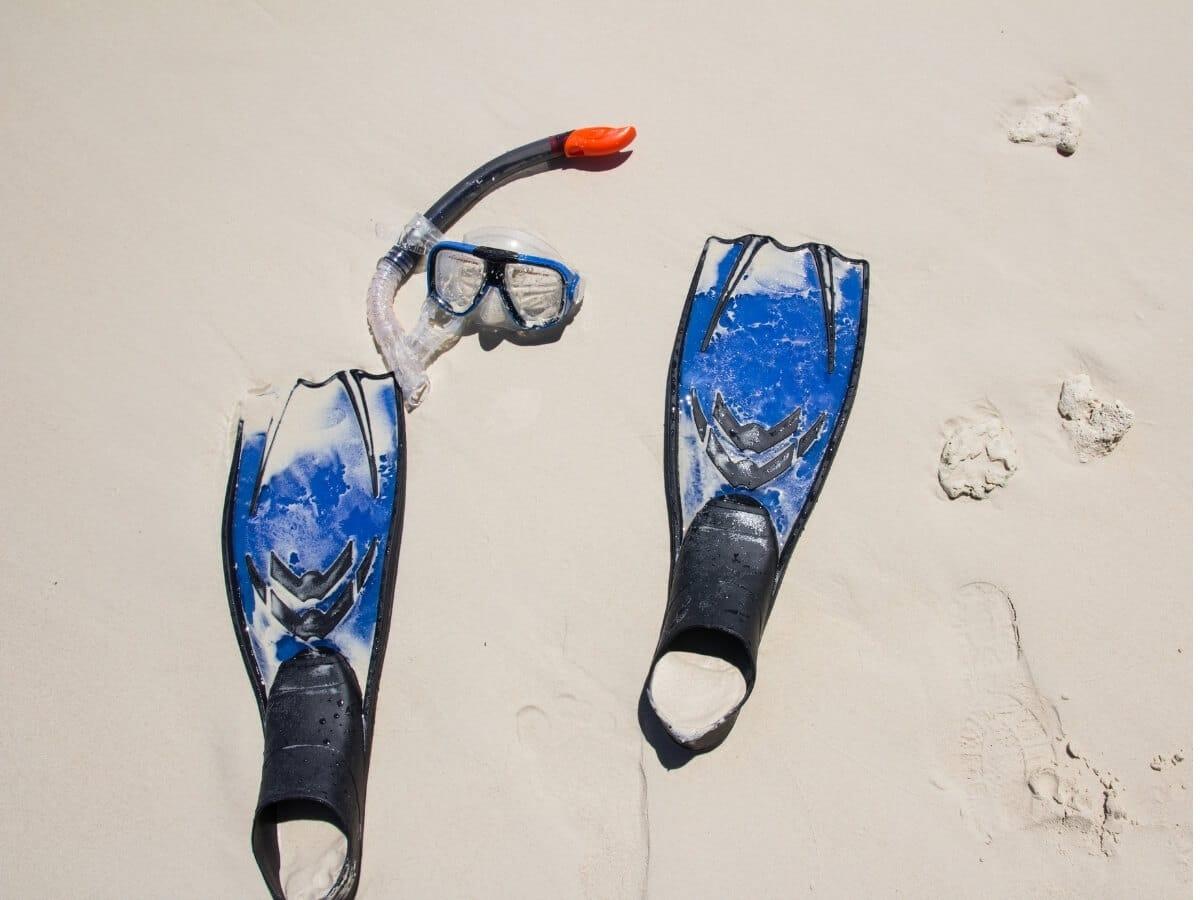 Find den rigtige snorkel