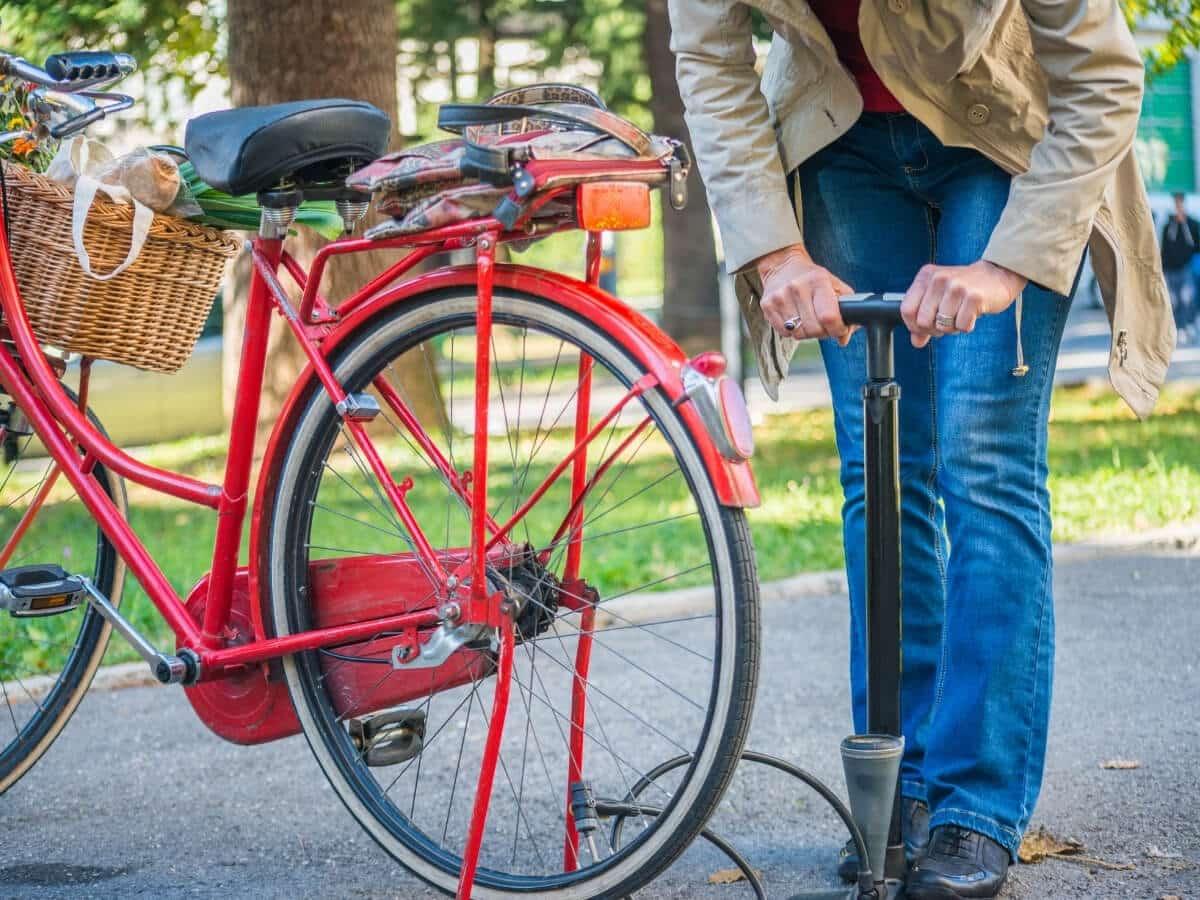 Guide til valg af cykelpumpe